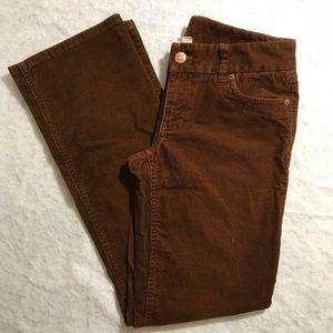 J. Crew corduroy pants